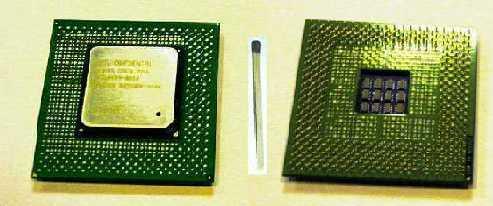 Корпус процессора