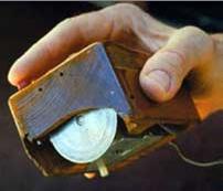 первая компьютерная мышь