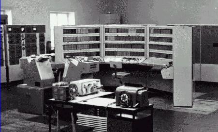 Большая электронно-счетная машина БСМ-6